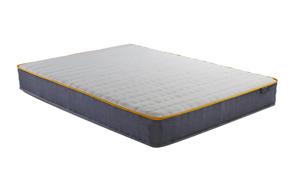 SleepSoul Balance 800 Pocket Memory Mattress, Single