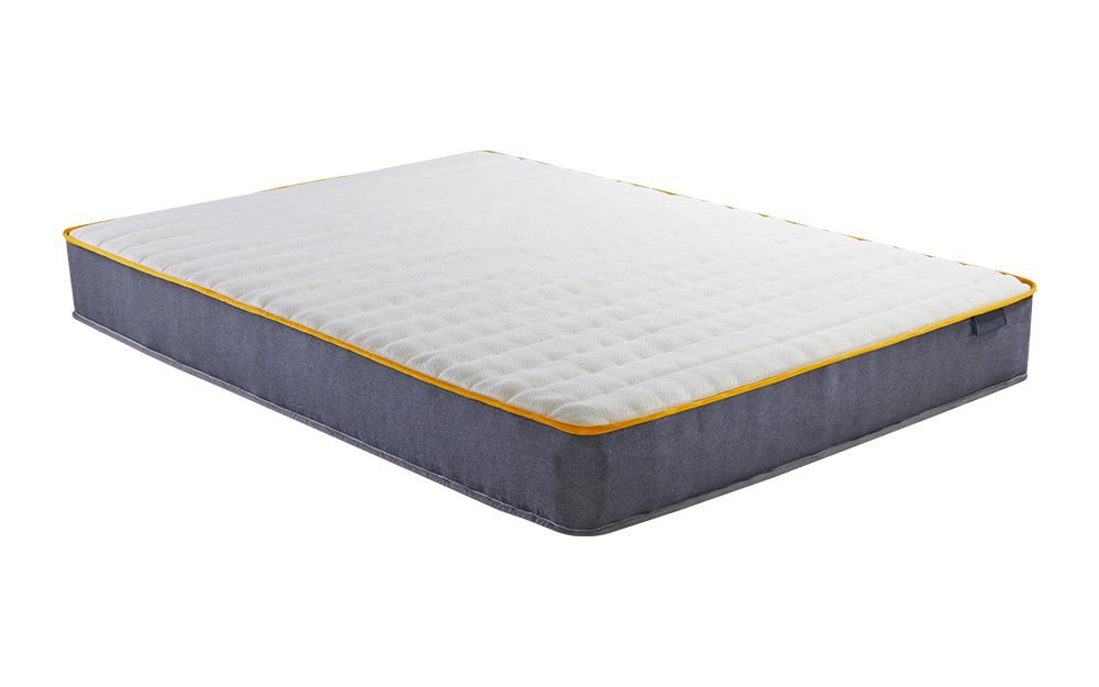SleepSoul Comfort 800 Pocket Mattress, Single