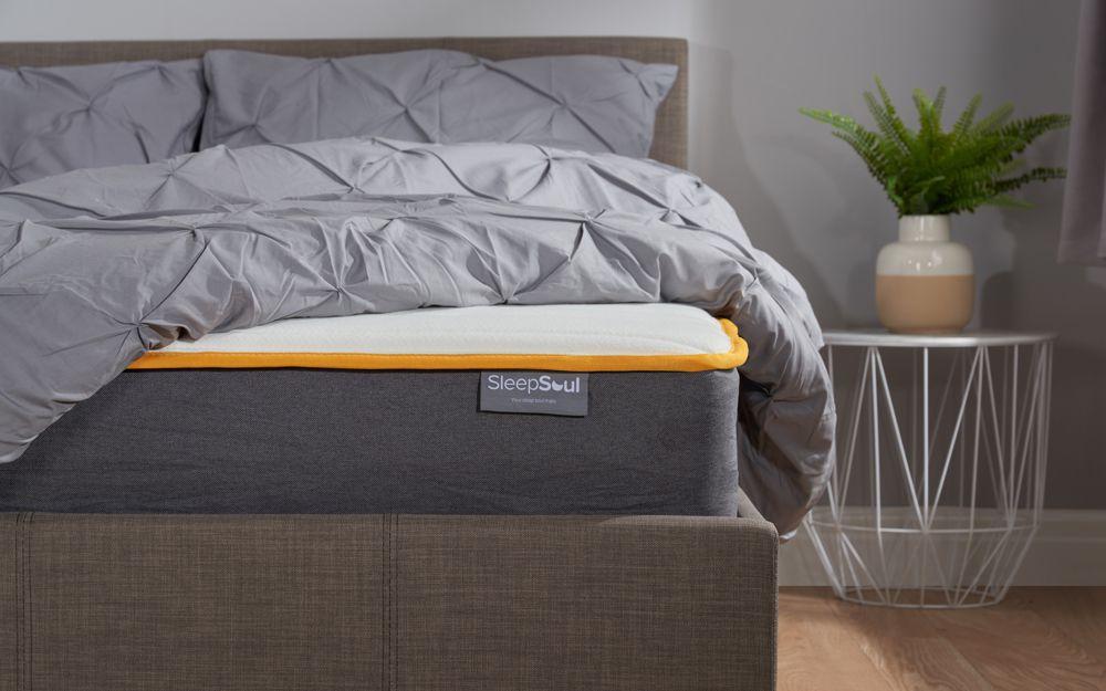 The SleepSoul Comfort 800 Pocket Mattress