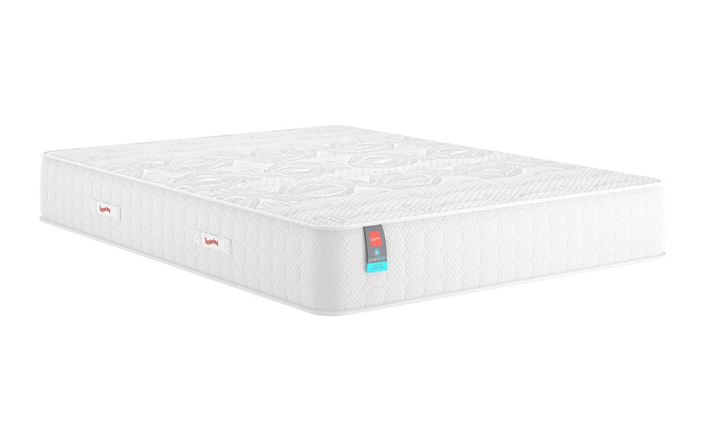 Slumberland Aero Gel Fusion 1600 Pocket Mattress, Single