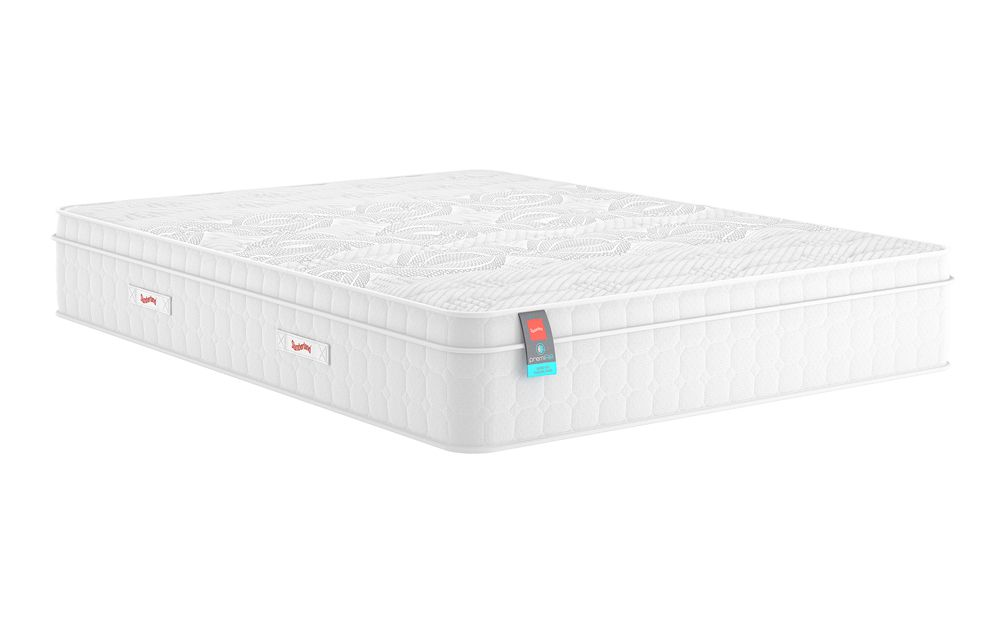 Slumberland Aero Gel Fusion 2400 Pocket Mattress, Single