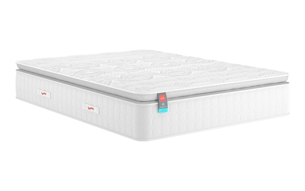 Slumberland Aero Gel Fusion 2800 Pocket Mattress, Double