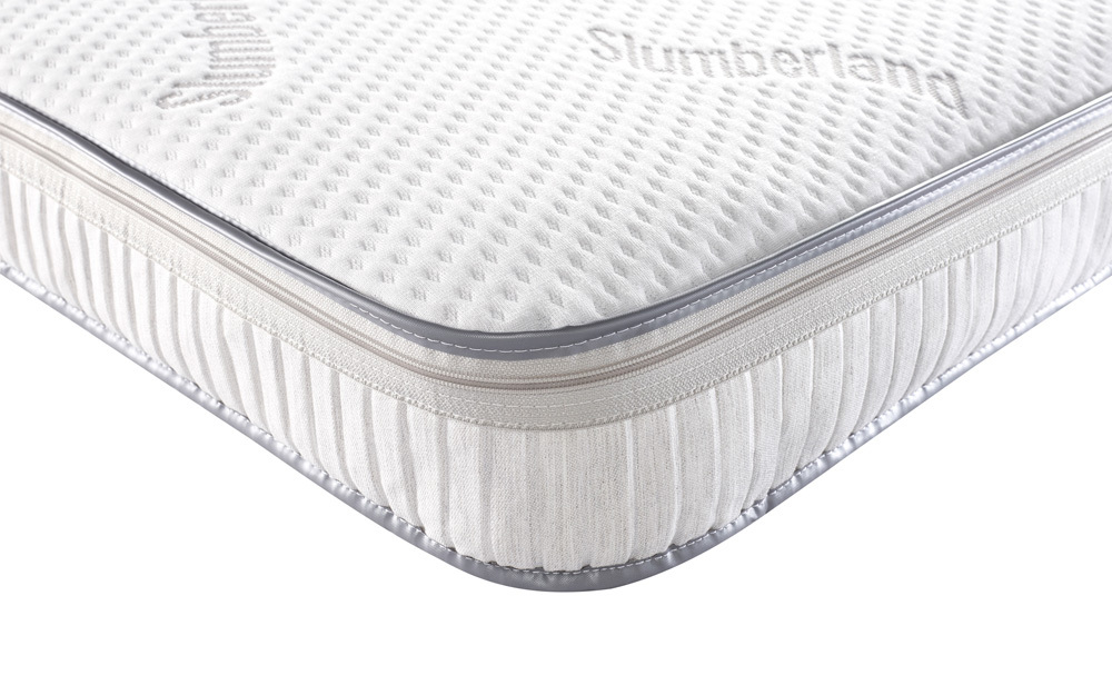 premium selection 6d7b9 e5859 Slumberland Classic Sprung Cot Bed Mattress, Continental Cot Mattress