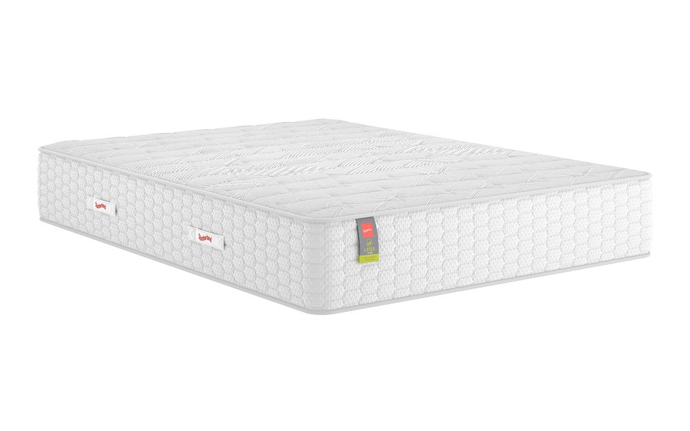 Slumberland Latex Memory Plus 2000 Pocket Mattress, Double