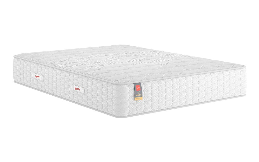Slumberland Memory Plus 1800 Pocket Mattress, Double