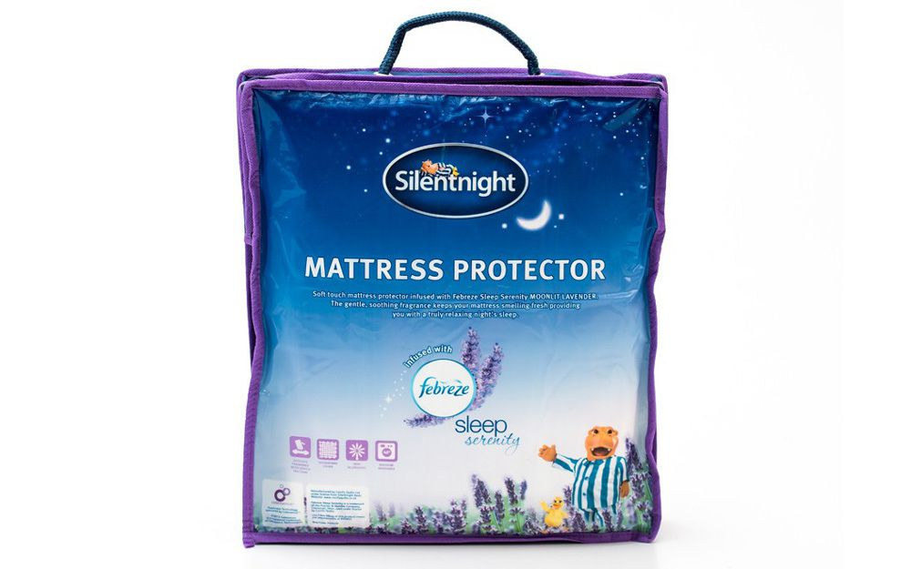Silentnight Febreze Mattress Protector, Single £19.95