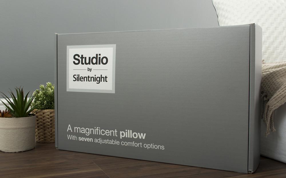 studio by silentnight pillow mattress online. Black Bedroom Furniture Sets. Home Design Ideas