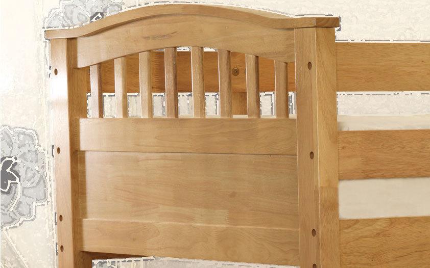 Sweet Dreams Epsom Wooden Three Sleeper Bunk Bed