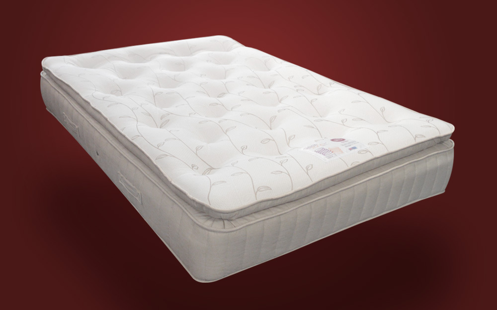 Sweet Dreams Isabella Pillow Top Sleepzone Mattress, Small Double