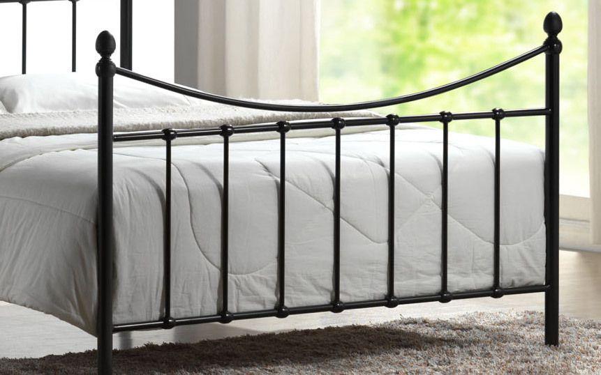 6826e00ef71d Time Living Alderley Metal Bed Frame. Product options: