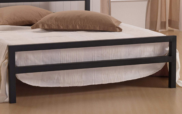 Time Living City Block Metal Bed Frame Mattress Online