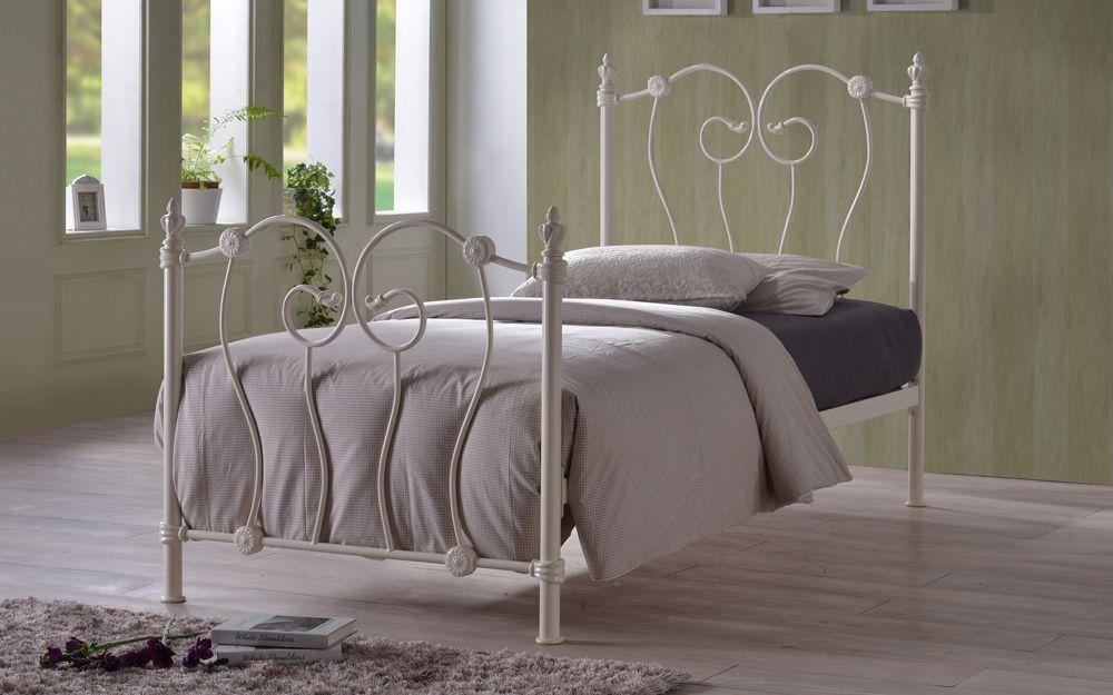 Time Living Inova Metal Bed Frame Mattress Online
