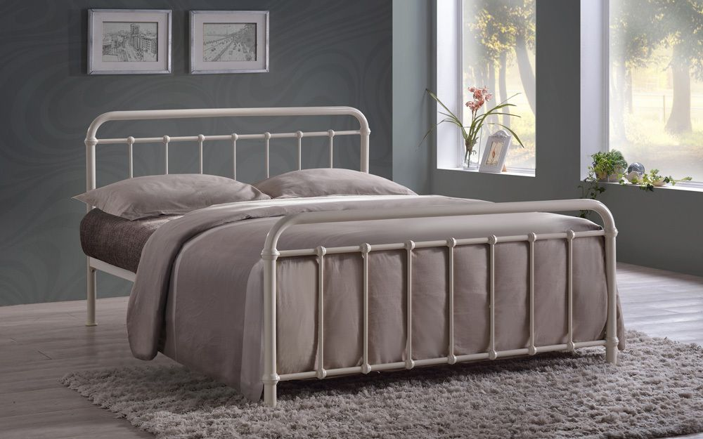 Time Living Miami Metal Bed Frame from £134.95