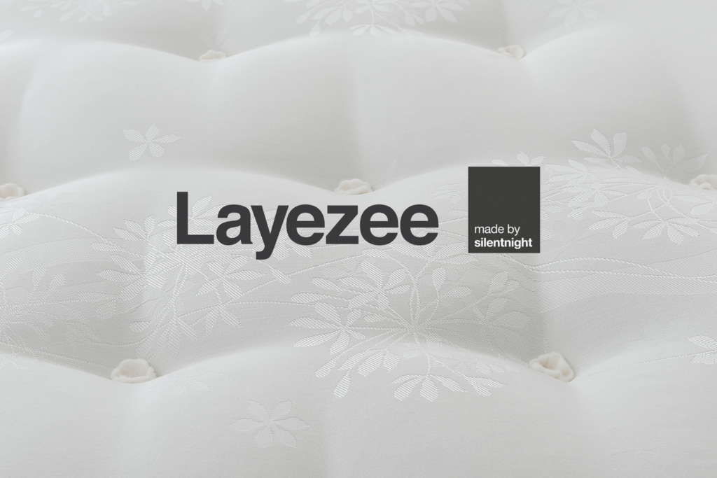 Introducing our Layezee Mattresses by Silentnight