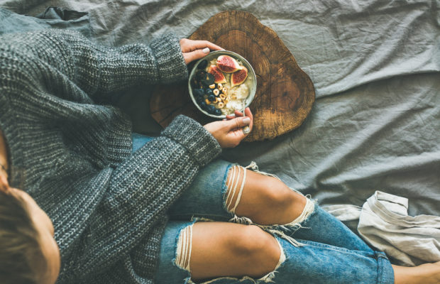 The Best Food to Fuel a Great Night's Sleep