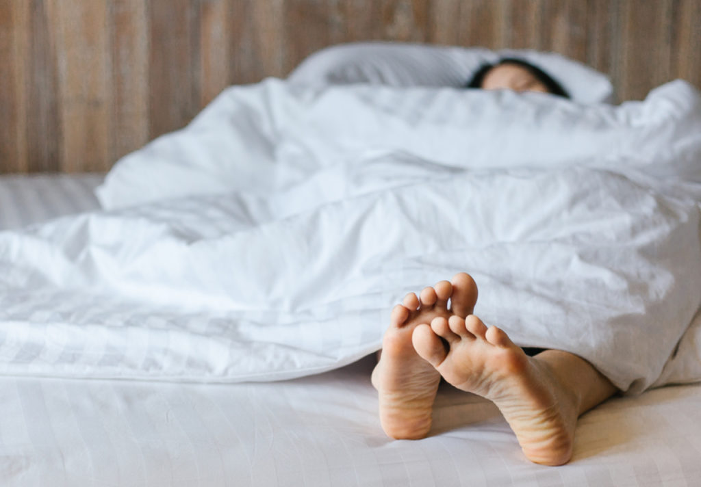 Revealed: Our Worst Bedtime Hygiene Habits