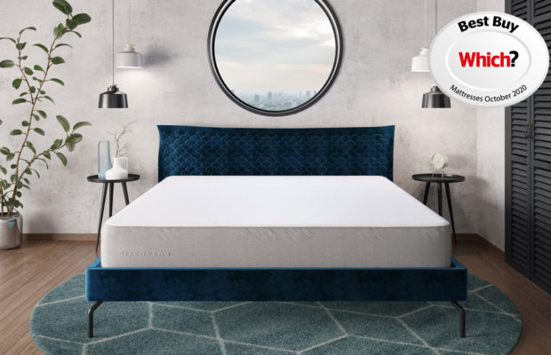 Horizon Discovery Pocket Memory is a Which? Best Buy Mattress 2020!