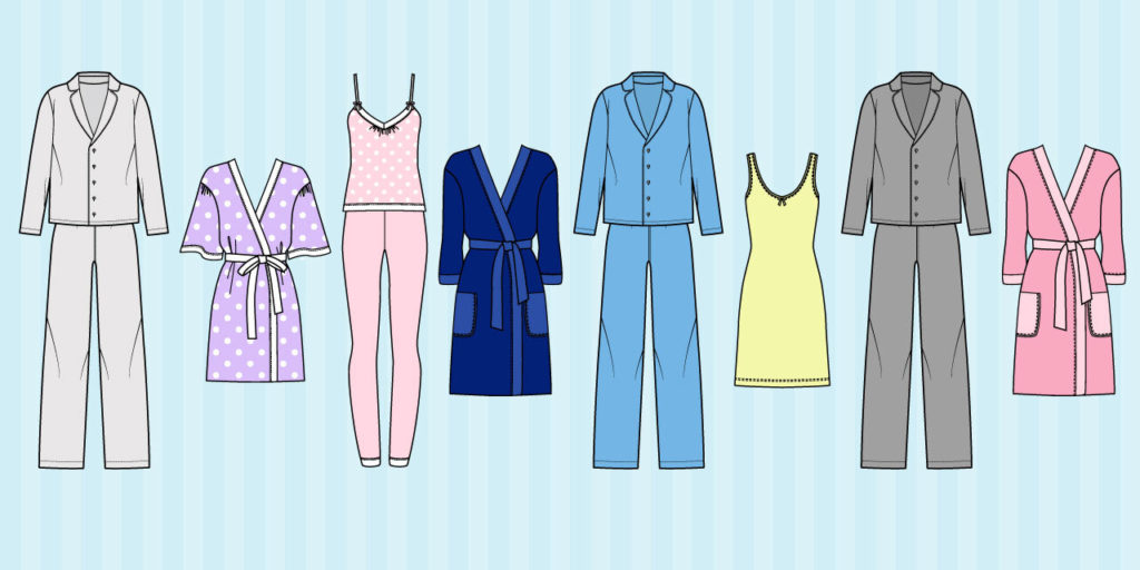 What Does Your Sleepwear Say About Your Personality?