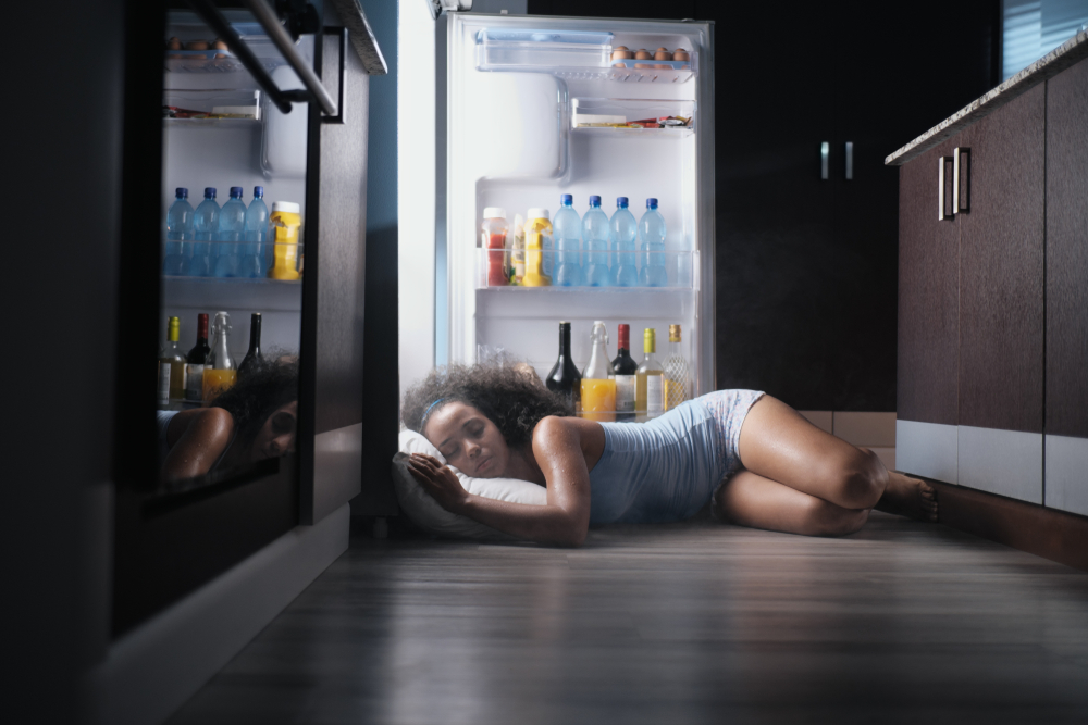 9 Unique Tips to Get to Sleep in the Heat