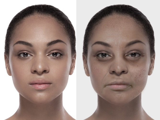 Try Our Tired Filter – See How Bad Sleep Affects Your Skin